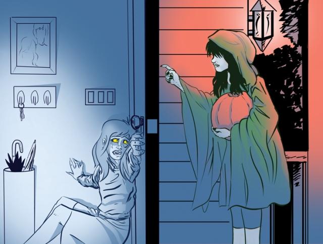 GUIGNOL Halloween Horror