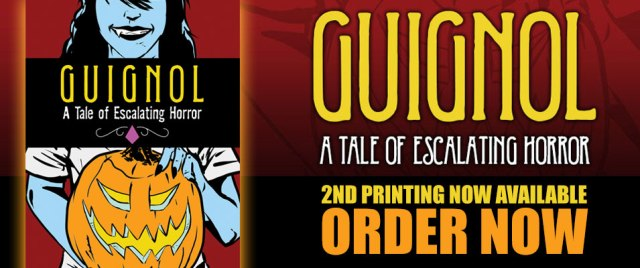 GUIGNOL 2nd Printing
